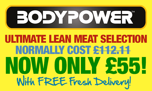Ultimate Lean Meat Selection Now Just £55