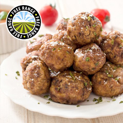 Great Britsh Meatballs