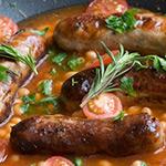 Cumberland Sausages - 3 packs