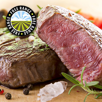 Irish Grass Fed Rump Steak