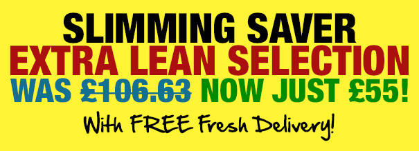 Slimming Saver Lean  Selection Now Just £55