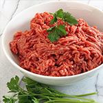Extra Lean Free Range Steak Mince  - 5 x 400g