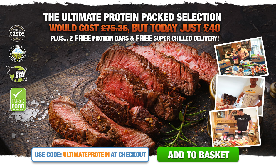 The ultimate Protein Packed Selection