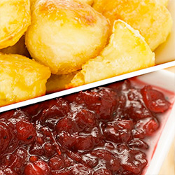 Luxury Goose Fat & Cranberry Sauce