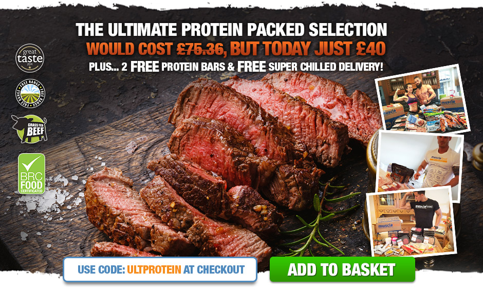 Ultimate Protein Hamper
