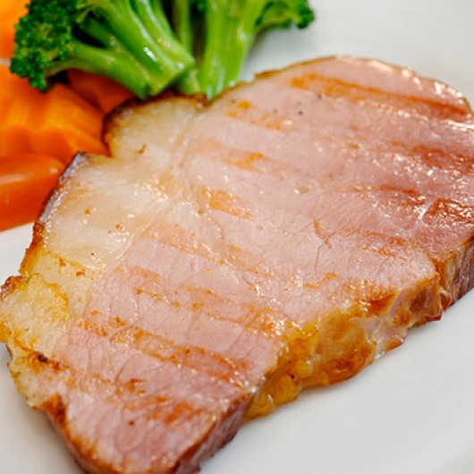 2 x 6oz - Gammon Steaks