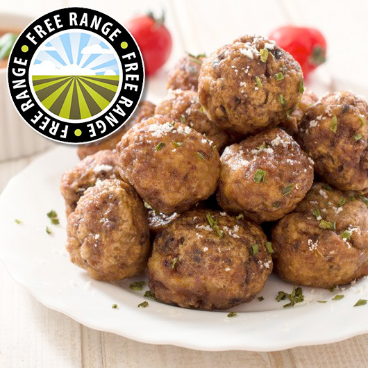 20 x 20g - British Lean Meatballs