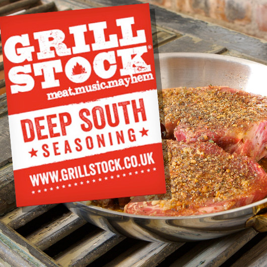 1 x 30g Grillstock Seasoning