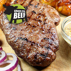 Free Range Hache Steaks