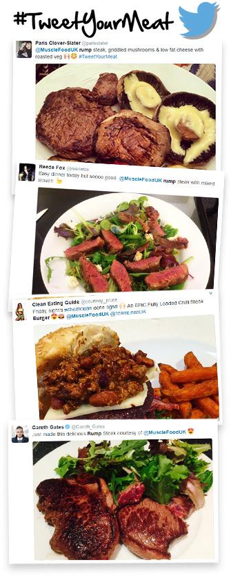 tweet your meat