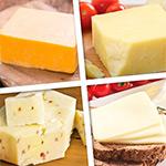 Zero Fat Cheese Variety Pack (3)