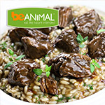 Tender Beef in Thyme with Rice - 3 Meals
