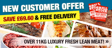 New Customer Offer - Save £69.60 & Free Delivery