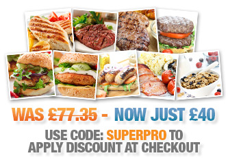 Super Protein Selection - Now Just £40