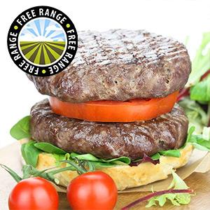 British Steak Burgers