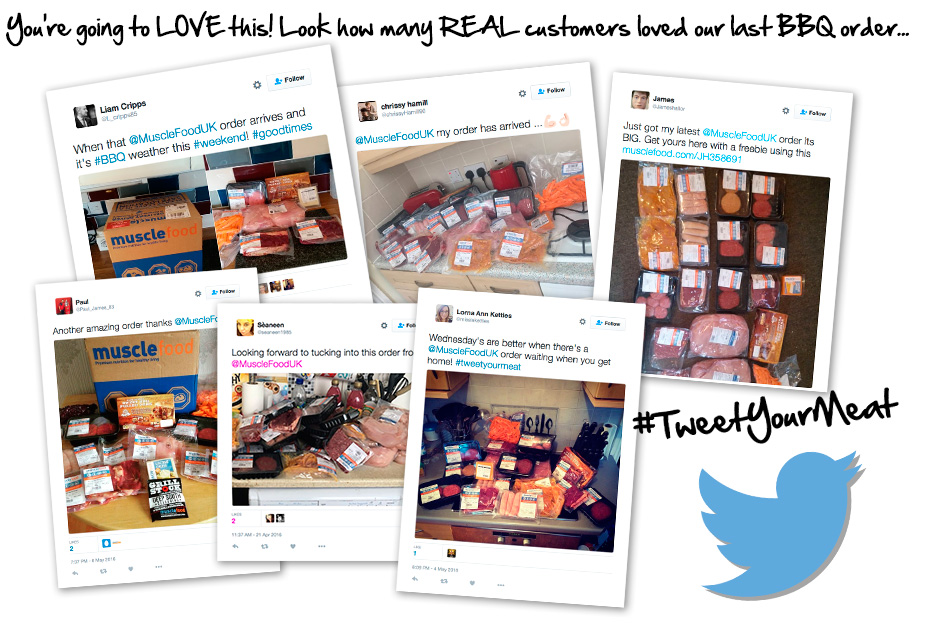 You're going to LOVE this! Look how many REAL customers loved our last BBQ order…