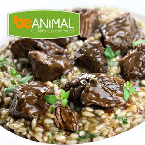 Tender Beef in Thyme with Rice - +39g Protein