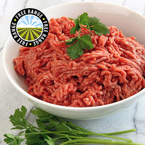 4 x 400g Extra Lean Steak Mince