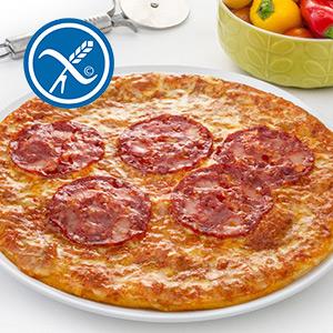 Spicy Salami High Protein Pizza 2 x 300g