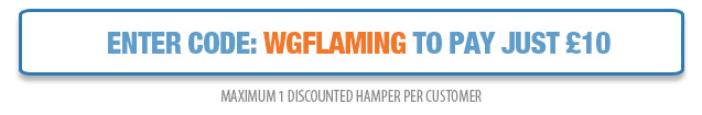 Enter Code: WGFLAMING at to claim your discount