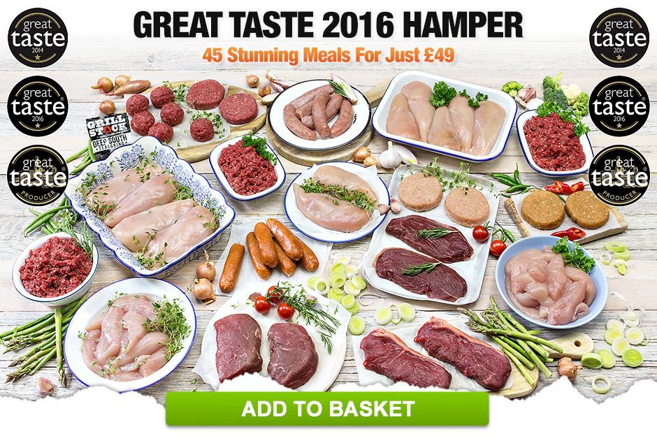 Luxury Great Taste 2106 Hamper