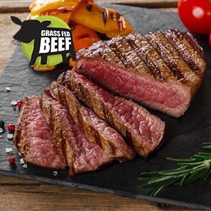 2 x 170g Matured Pure Sirloin Steaks™