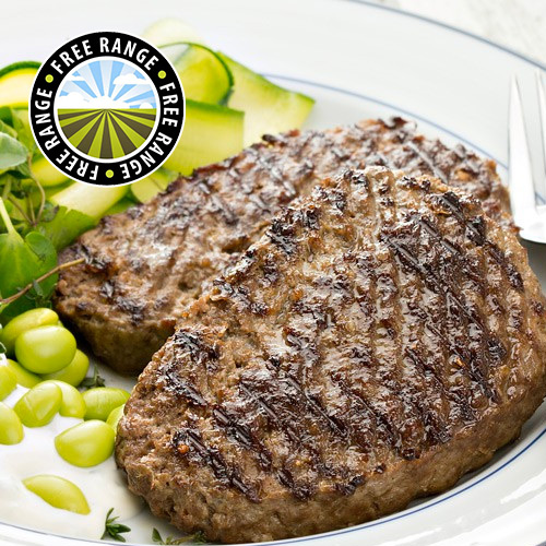 6 x 5-6oz Wagyu Lean™ Hache Steaks