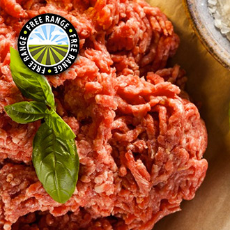 Grass Fed Extra Lean Steak Mince - 400g ****