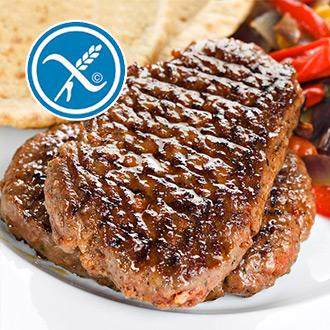 10 x 6-7oz Peri Peri Hache Steaks