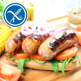 Low Fat Pork Sausages - 3 x 454g