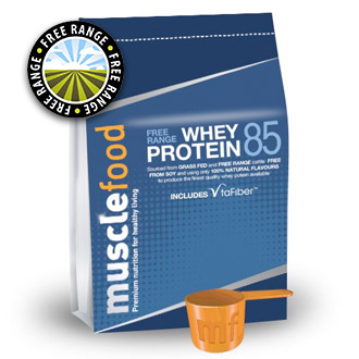 Free Range Whey Protein 85 Concentrate - 500g - Chocolate Milk