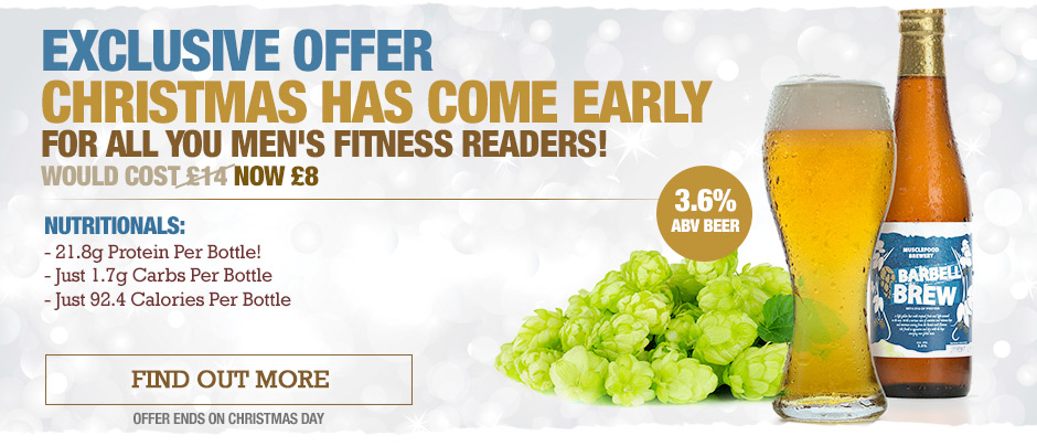 Offer For MensFitness