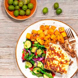 Beef Lasagne & Italian Veg -1 x Meal