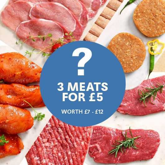 Lucky Dip Meat Selection - Worth up to £10