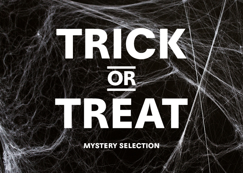 Mystery Trick Or Treat Selection