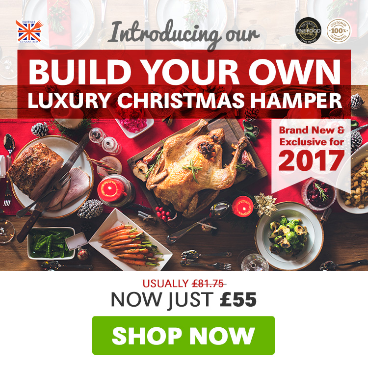 Build Your Own Christmas Hamper