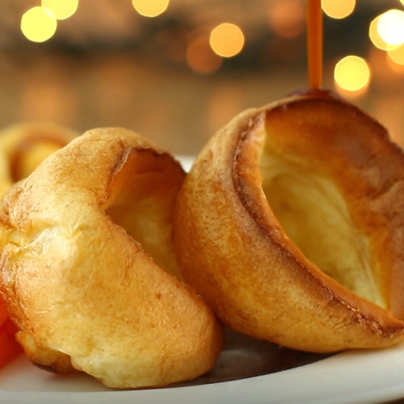 The Healthy Yorkshire Pudding
