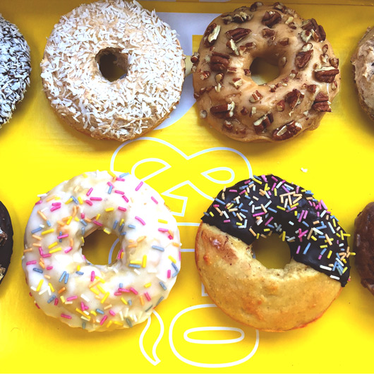 Klean Krispy Kreme Donuts