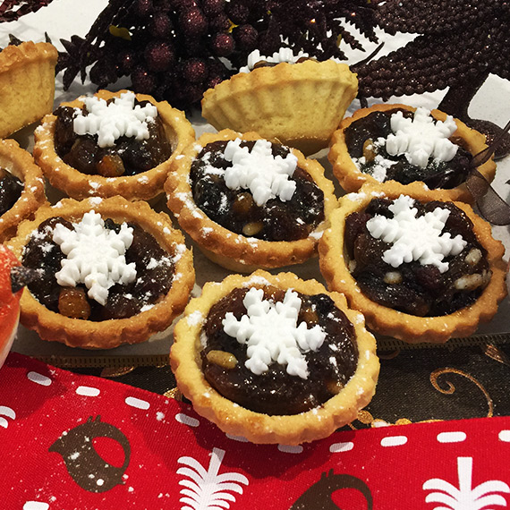 Healthy Low Carb, Sugar Free Mince Pies