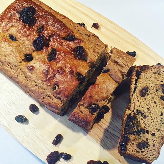 Protein Cinnamon & Raisin Loaf