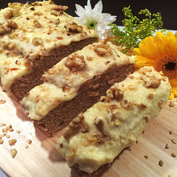 Protein Cinnamon Loaf