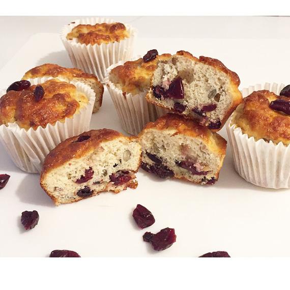 Cranberry Muffins class=