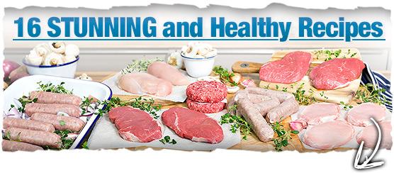 16 Healthy Recipes