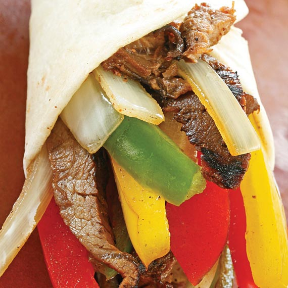 Easy Cook Steak Fajitas