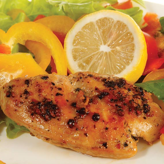 Zesty Lemon Chicken