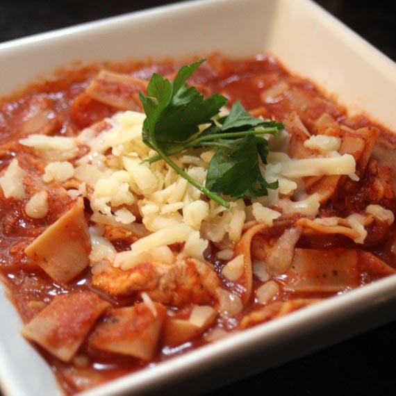 Italian Chicken Protein Pasta