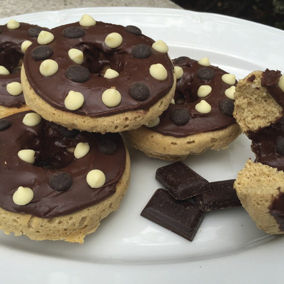 Chocolate Protons