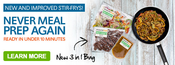 new and improved stir frys