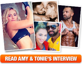 Amy & Tonie Interview