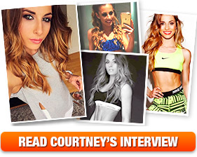 Courtney Pruce Interview